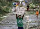 Filipines evacua 716.000 persones pel tifó Hagupit
