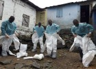 La primera vacuna contra el ébola se ensayará en África en febrero