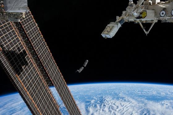 Nanosatélites lanzados en febrero desde la Estación Espacial Internacional.