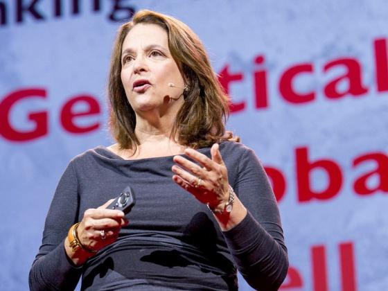 Susan Solomon, de la Fundación Células Madre de Nueva York.