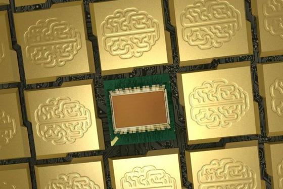 Chips TrueNorth, inspirados en el cerebro humano.