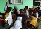 El difícil trance de parir en Liberia