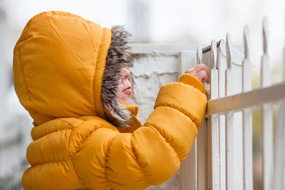 ¿Cuánto hay que abrigar a un niño en invierno?