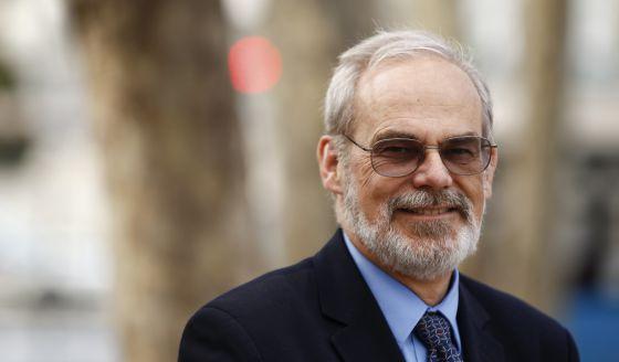 El científico del MIT Eric Grimson, en Madrid.