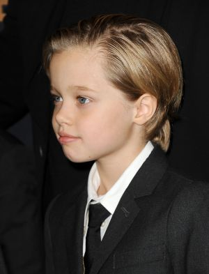 Shiloh Nouvel Jolie-Pitt.