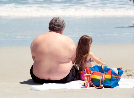 Las personas nacidas después de 1942 son vulnerables a los factores genéticos de obesidad