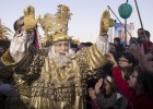 Los Reyes Magos regalan ilusión