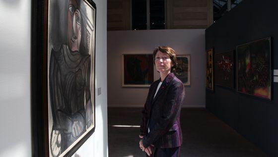 Marina Picasso vende la herencia de su abuelo