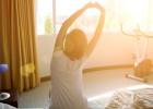 8 ejercicios para levantarse sin dolor