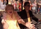 Un 'flashmob' para Betty White
