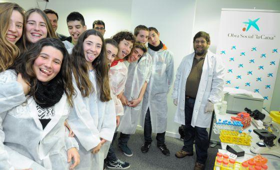 El estudio contará con la participación de 2.000 alumnos de 3º de la ESO.