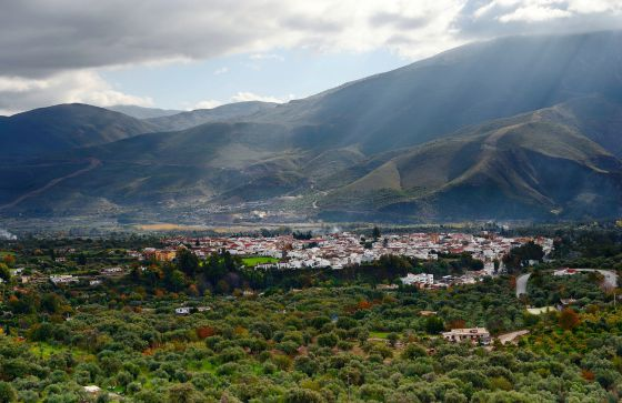 Órgiva, in Granada's Alpujarras, is home to people of 68 nationalities.
