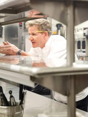 Pesadilla en la cocina de Gordon Ramsay