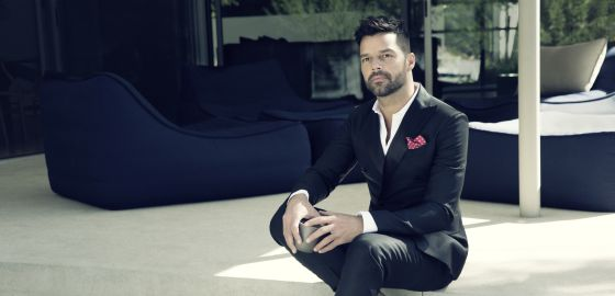 Ricky Martin lanza nuevo álbum.