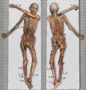 Así eran los tatuajes hace 5.000 años