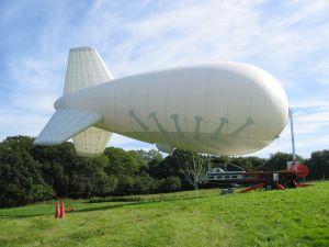 El globo del proyecto SPICE que pretendía inyectar aerosoles en las nubes para aumentar su refracción de los rayos solares nunca llegó a despegar.