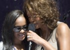 Whitney Houston y Bobbi Kristina, el trágico final