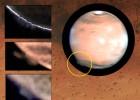 Descubierta una misteriosa y descomunal nube en Marte