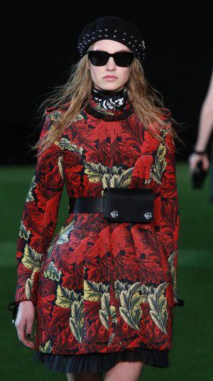 Propuesta de Luella Bartley y Katie Hiller para la colección otoño invierno de Marc by Marc Jacobs