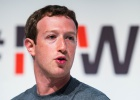 Zuckerberg defends plans for free net access at Barcelona keynote