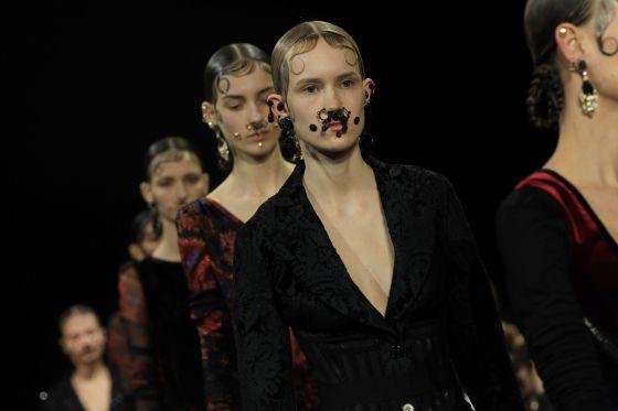 Desfile de Givenchy en París