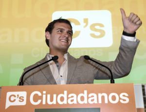 Ciudadanos has rapidly risen in recent months to become Spain's fourth strongest political force in voter intention.