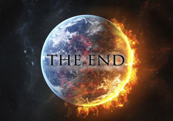 Últimas noticias del fin del mundo