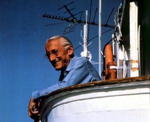 Bateau du commandant cousteau