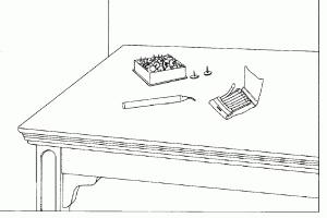 El problema de la vela de Karl Duncker