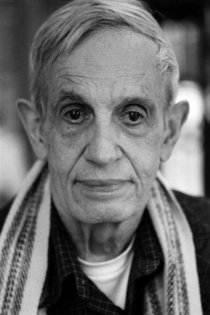 El matemático estadounidense John Nash