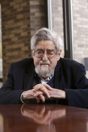 El matemático de origen canadiense Louis Nirenberg