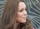 Kate Middleton se retira para dar a luz