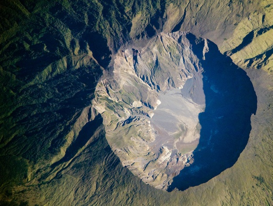volcán Tambora