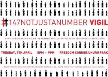 #147notjustanumber: 147 caras, 147 historias