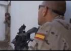 Soldados españoles contra Estado Islámico
