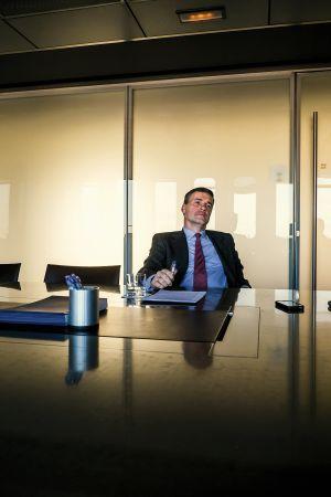 Christian Hoedl, uno de los responsables del área de fusiones y adquisiciones de Uría Menéndez.