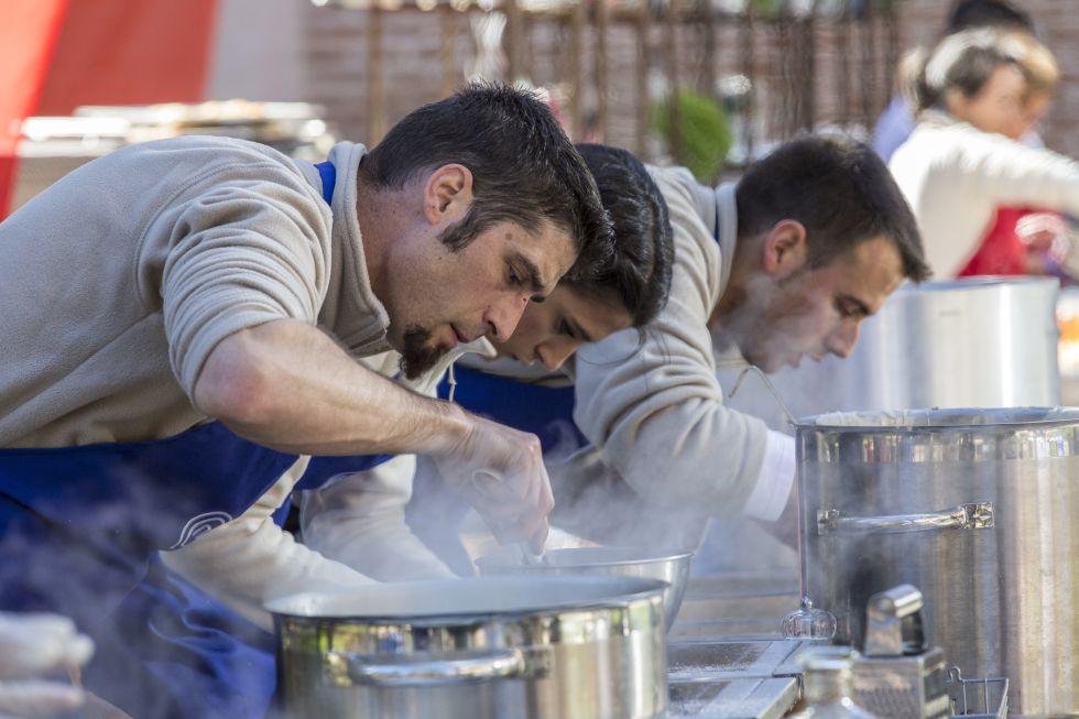 Fotos masterchef en alcal de henares televisi n for Aprender a cocinar en alcala de henares