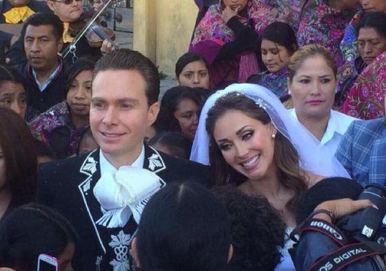 Una boda en Chiapas sin recepción, luna de miel y por la mañana
