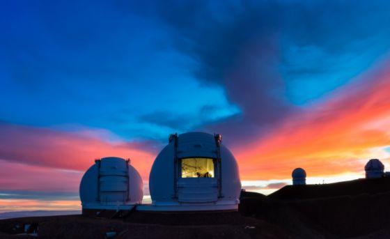 Presentada la galaxia más lejana descubierta hasta ahora