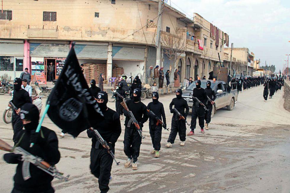 Estado Islámico, crónica del horror