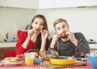 Por qué los simpáticos comen más
