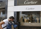 Llega Cannes y un nuevo robo de 17,5 millones en una joyería