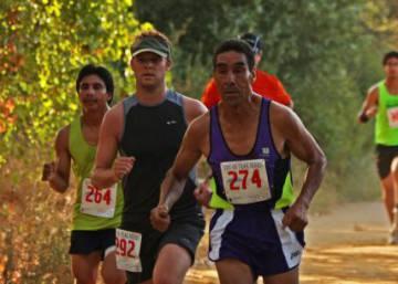 Correr toda la vida rejuvenece