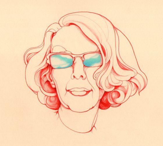Manuela Carmena, la musa ilustrada