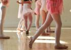 Su hijo pierde el tiempo en las clases de baile