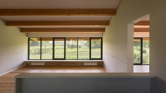 Dos casas finlandesas en galicia blog del tirador a la - Casas madera nordicas ...