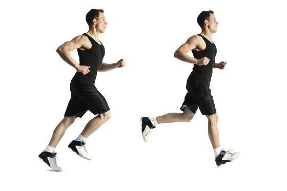 A la hora de correr es fundamental la postura con la que se realiza el ejercicio. Es importante tener el tronco recto y un movimiento de brazos y piernas natural.