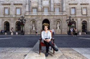 New Barcelona mayor Ada Colau is thinking of introducing a local currency.