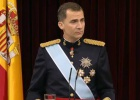 Los cinco discursos que mejor definen a Felipe VI