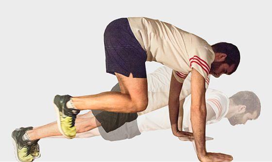 Los tres únicos ejercicios que hay que hacer este verano para estar en forma